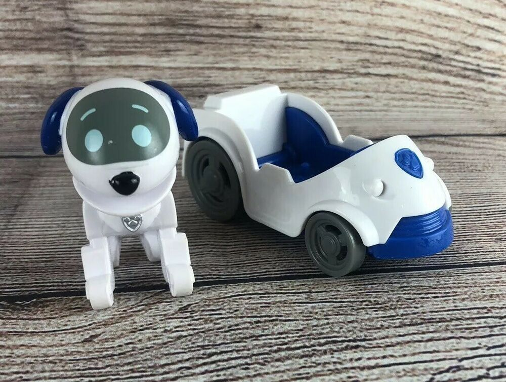 Paw Patrol Mission Paw Robo Dog Figure Vehicle Ebay Paw