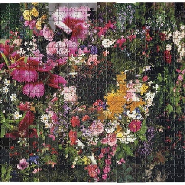 Beautiful puzzle piece!