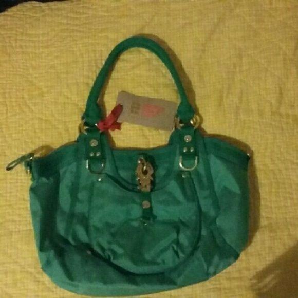 George Gina & Lucy too p?ppi bag Handbag tire messenger bag satchel green George Gina & Lucy Bags