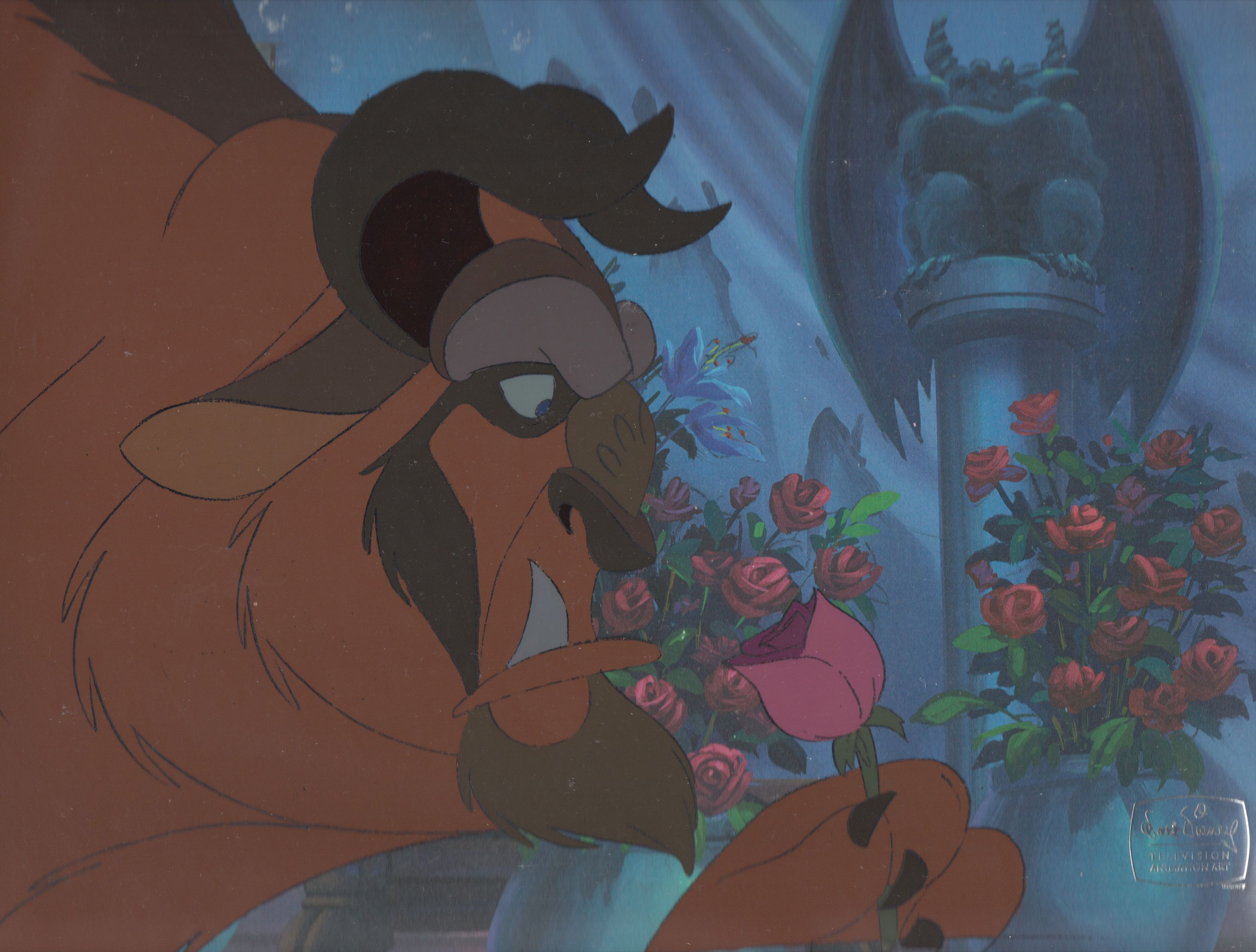 Beast 1998 Beauty And The Beast Belle S Magical World Movie Drawings Beauty And The Beast Animation Art