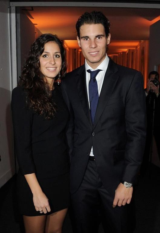 Rafael Nadal And His Girlfriend Maria Francisca Perello Rafael Nadal Nadal Tennis Tennis Champion