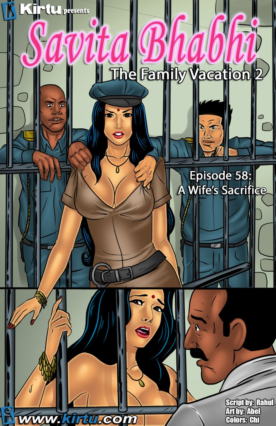 Savita Bhabhi Episode 58 A Wifes Sacrifice Out Drinking While On Holiday In Barcelona Ashok Gets Hammered And Wanders Off Ultimately Getting Arrested