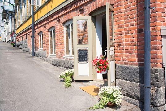 Kahvila Muisto - Etusivu