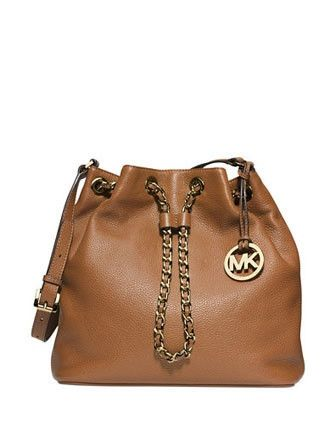 5afcb633888a Michael Michael Kors Frankie Large Leather Drawstring Convertible ...