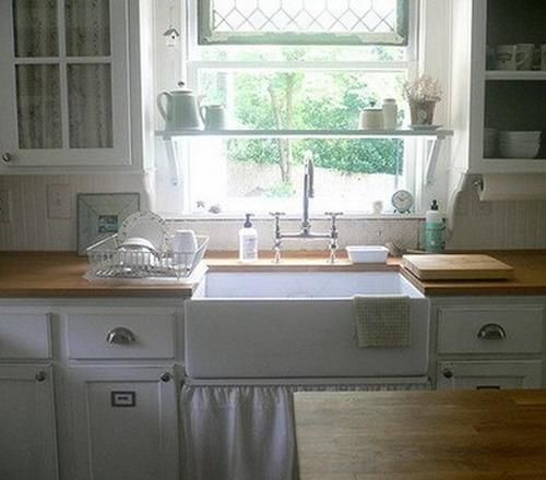 Modern Window Decorating Ideas Offer Various Beautiful Ways To Improve Interior Design And Provide Privacy Kitchen Window Shelves Window Shelves Home