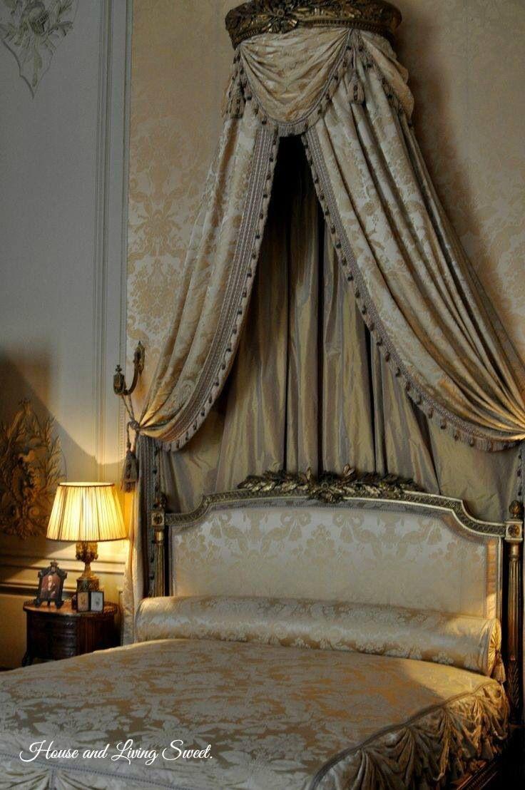 - Dormitorio. Elegant Bedroom, Paris Decor Bedroom, Luxurious Bedrooms