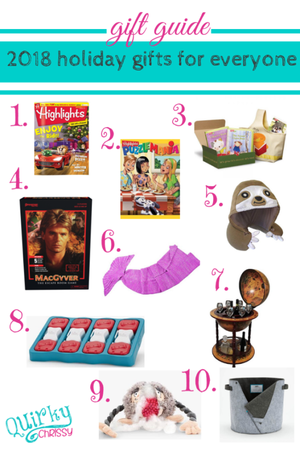 Unique Holiday Gift Guide To Impress Everyone Gift Guide Gifts Holiday Gift Guide