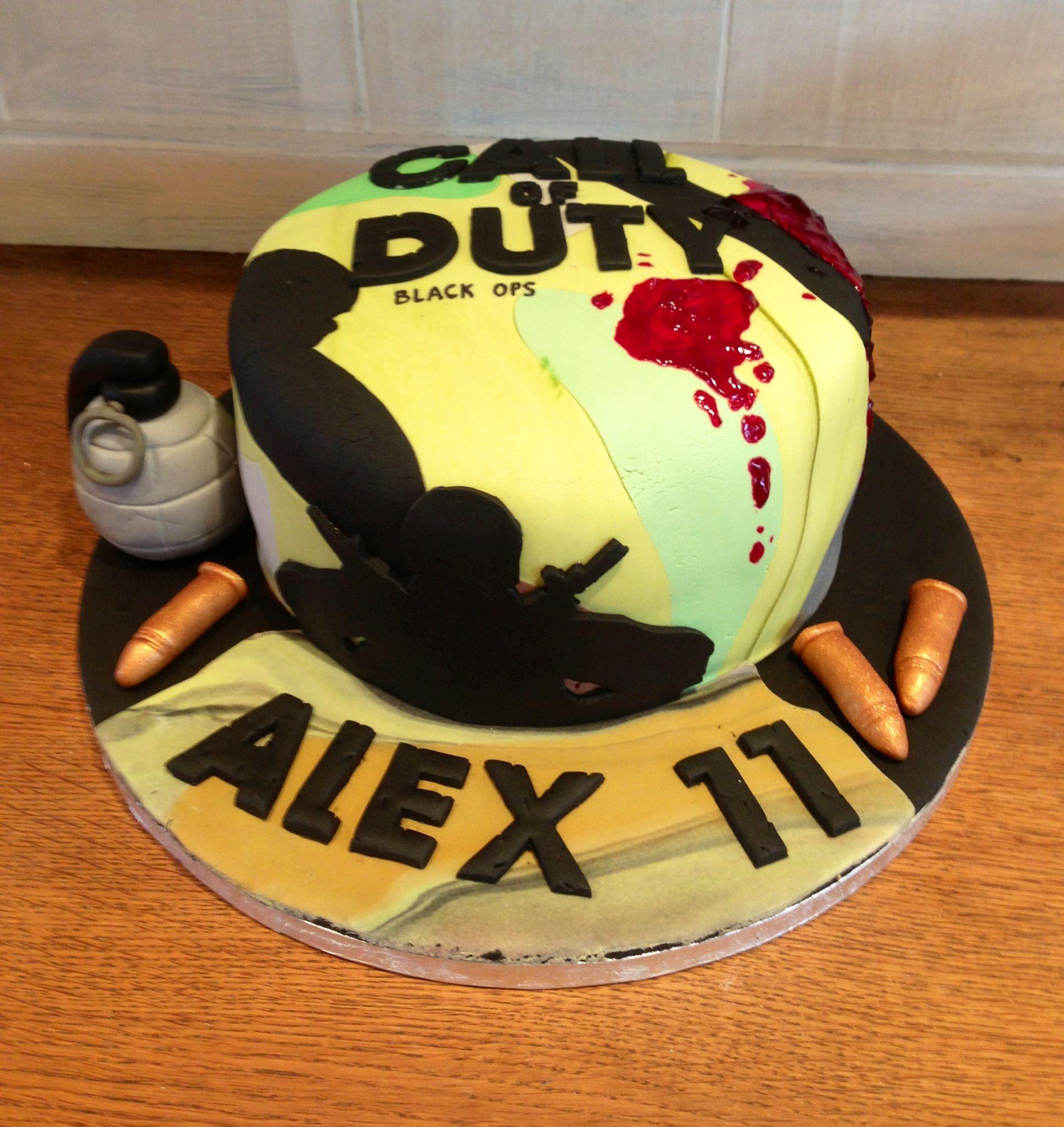Call of duty cake call of duty cakes cake cake designs