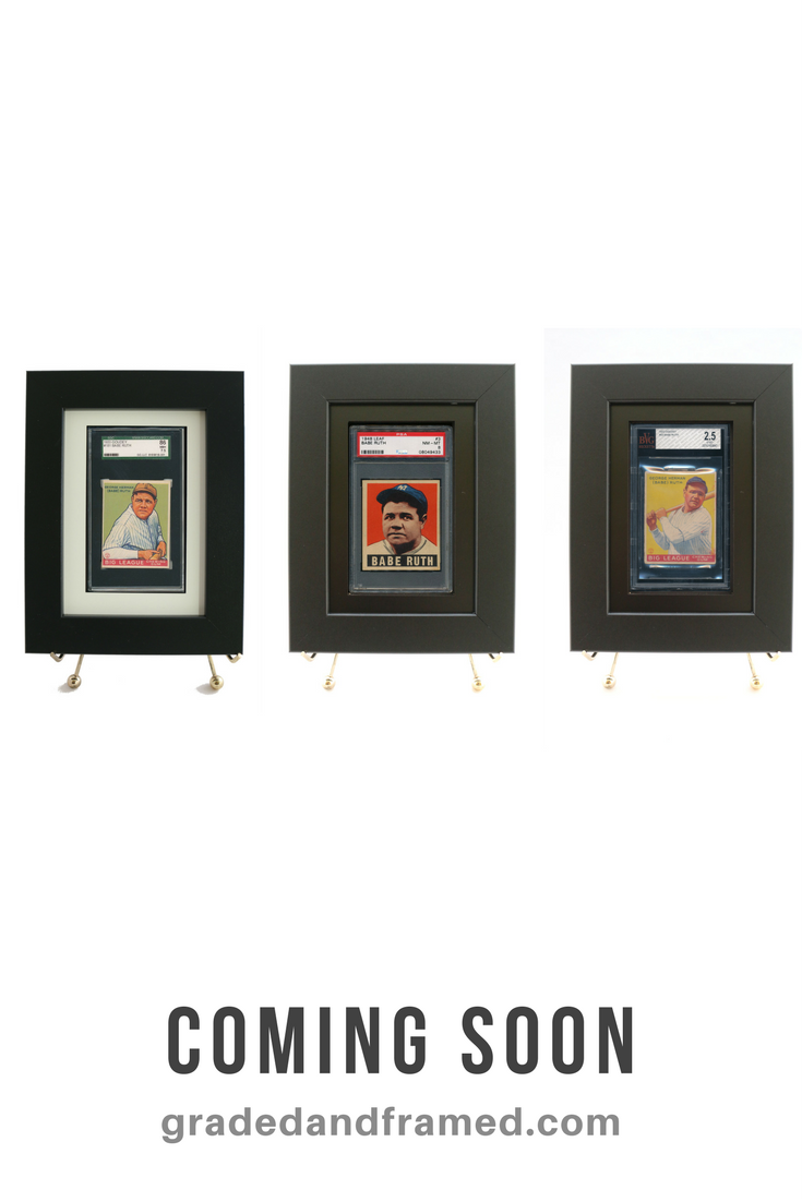 Introducing gradedandframed.com; started by collectors for ...