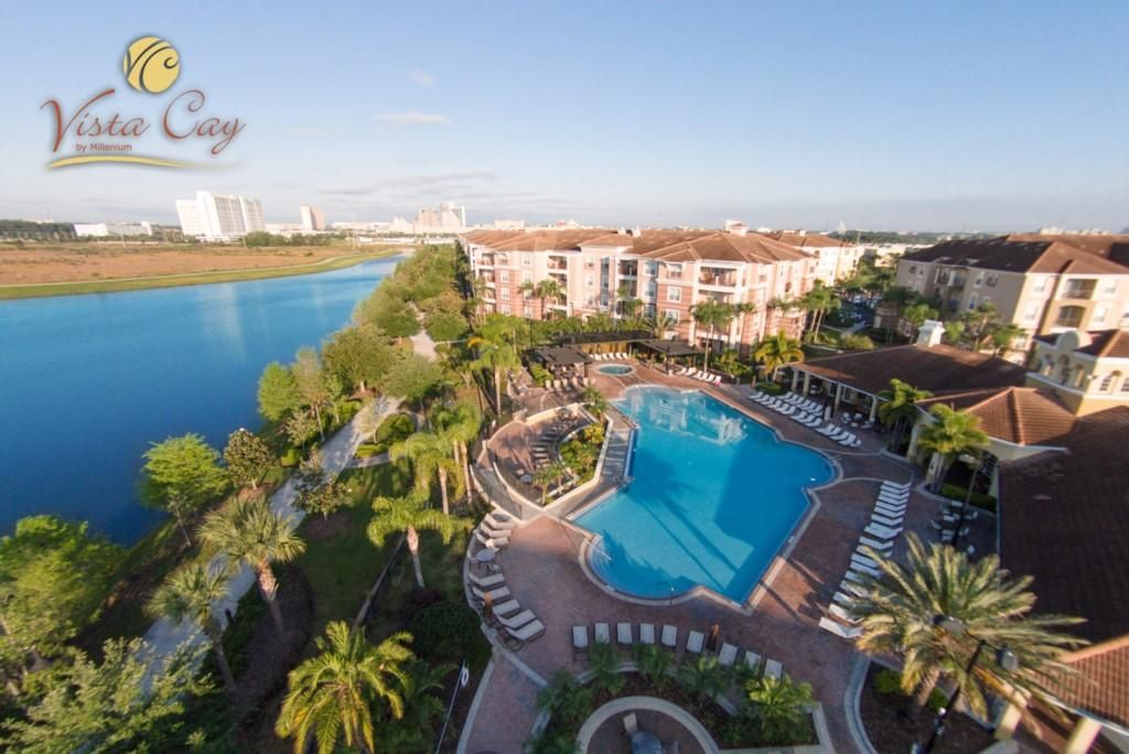 Set 500 m from Vista Cay in Orlando, Breakview Dr 3001