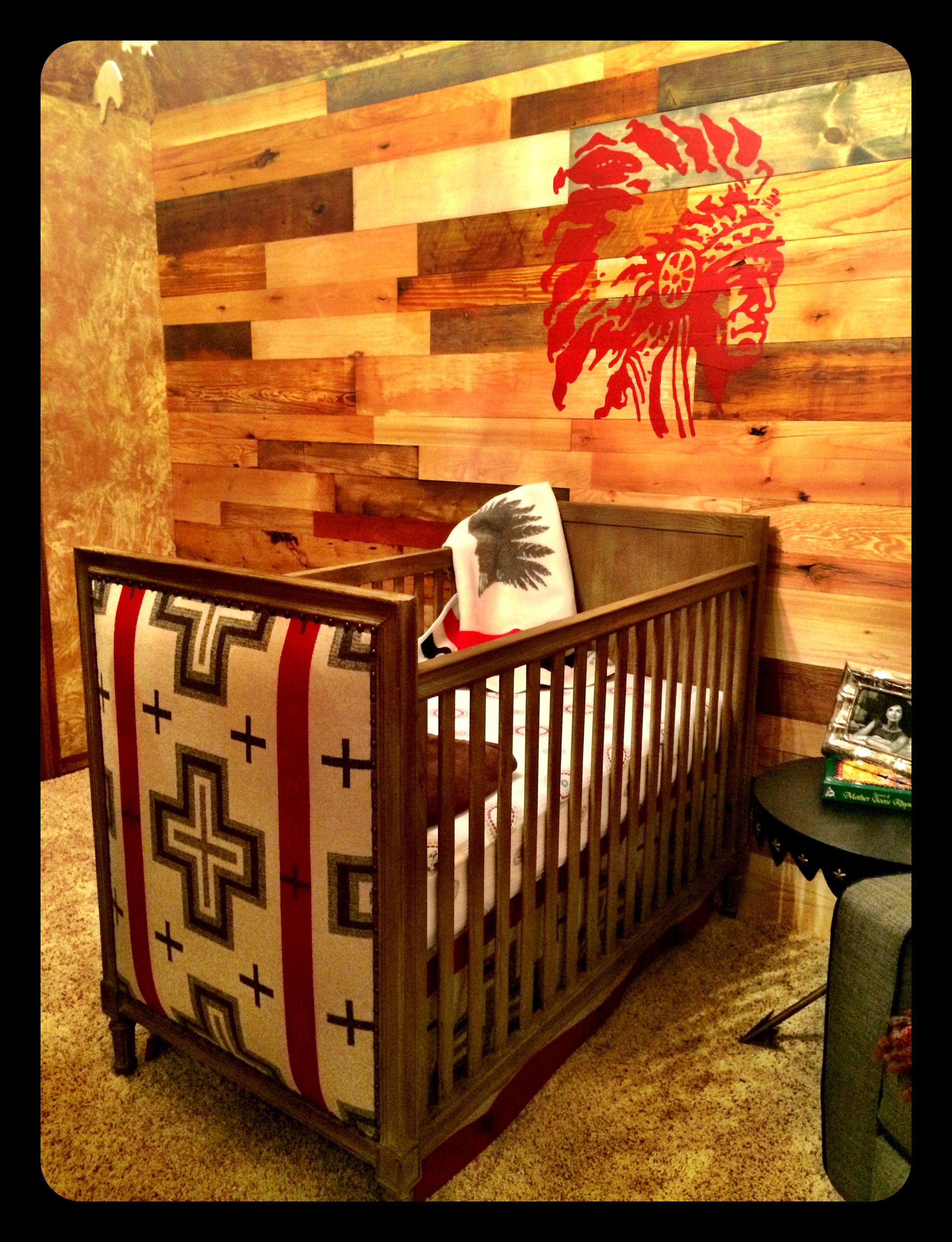 Amazing Boy Nursery: Amazing Native Nursery By Designer's Brew!