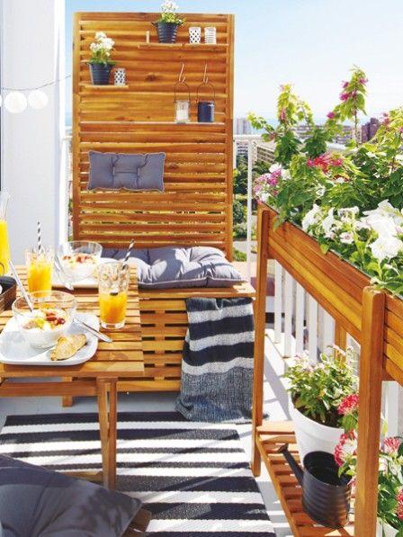 Möbel Pflanzen Und Deko Alles Für Den Mini Balkon