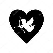 Resultado de imagen para silueta de angel