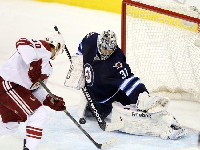 Winnipeg Jets vs  Arizona Coyotes - 11/21/15 NHL Pick, Odds