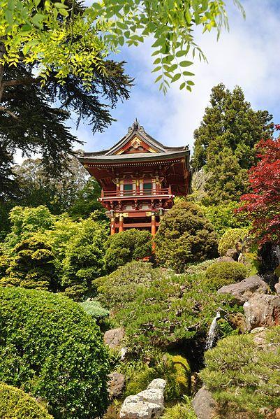 Japanese Tea Garden San Francisco California Tea Garden Japanese Garden Zen Garden
