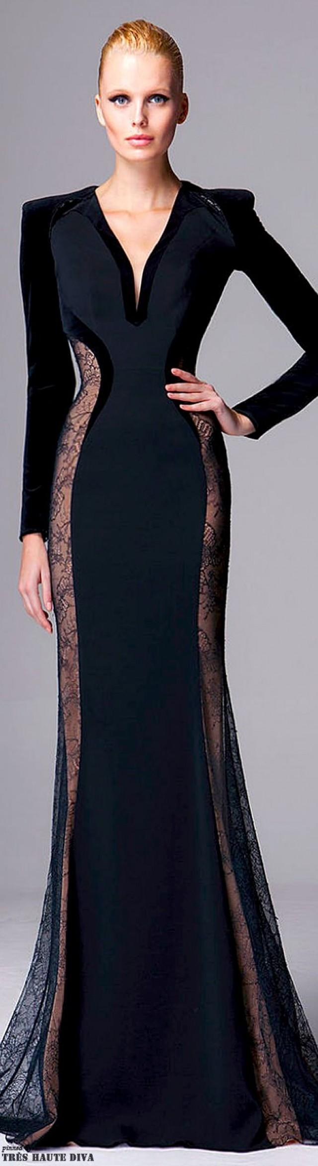 See more about zuhair murad. black
