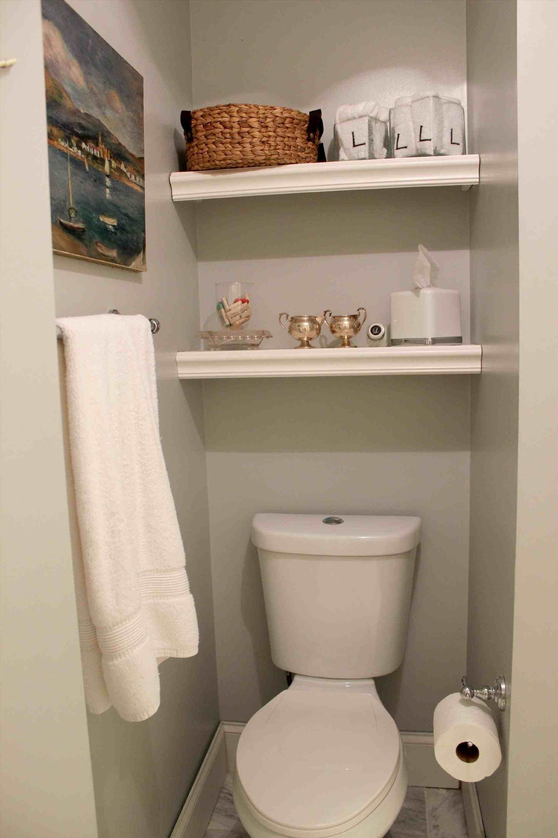 New Post Toilet Shelving Visit Bathroomremodelideassclub