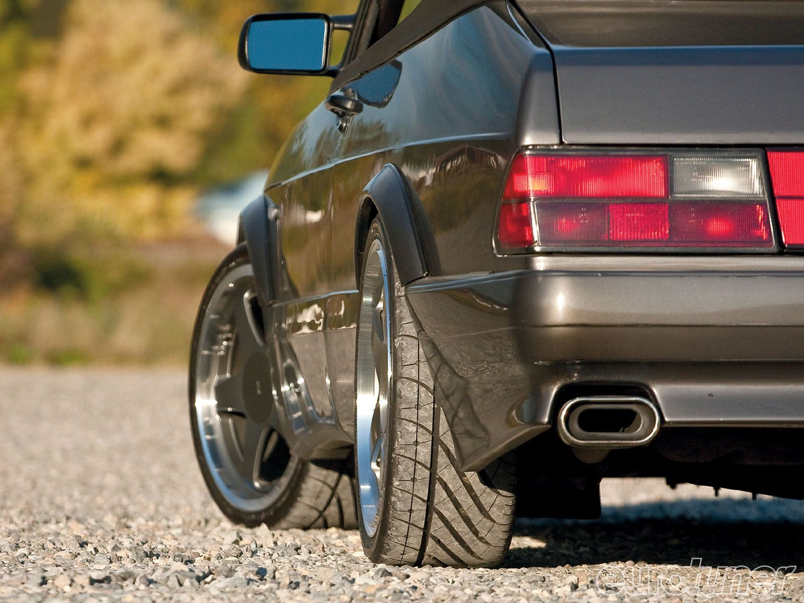 1987 Saab 900 Turbo 335 Wheel Horsepower Eurotuner Magazine