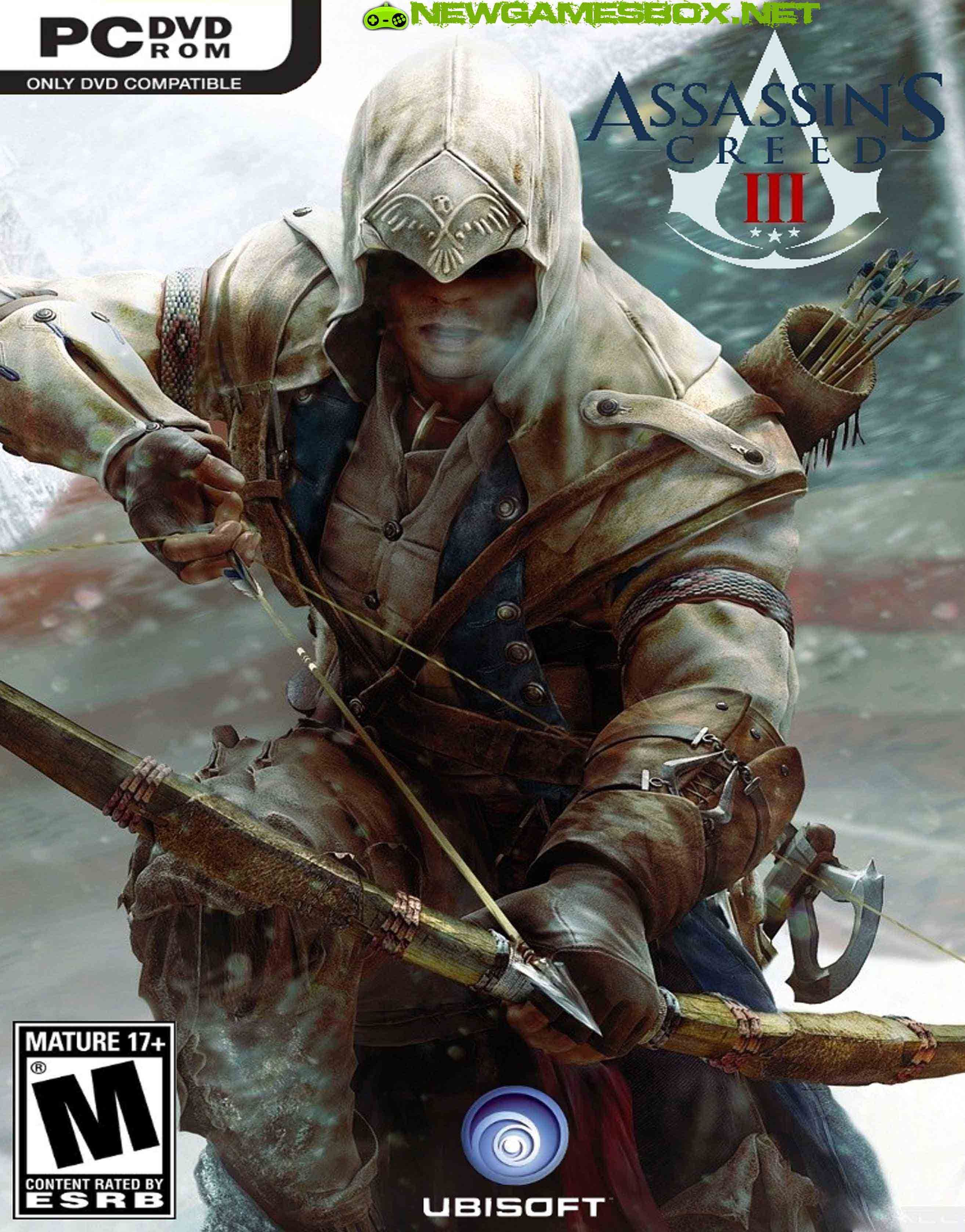 assassins creed 3 free download full version pc