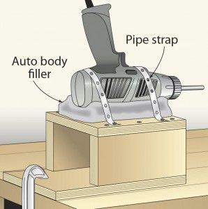 how to make a tool wrap