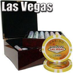 750 Ct - Custom Breakout - Las Vegas 14 G - Mahogany