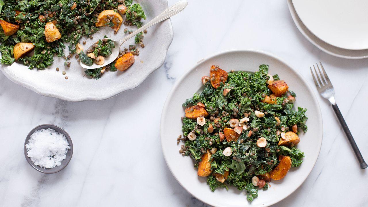 Photo of Smoky Kale Salad – barre3