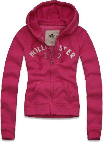 4ce1977d92 Moletom Sweater Hollister Abercrombie | Hollister em 2019 | Moletom ...