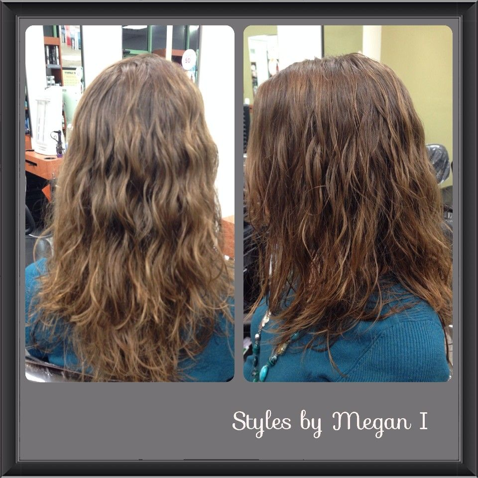 Pin By Shana On Crimmed Hair In 2020 Hair Styles Body Perm Permed Hairstyles