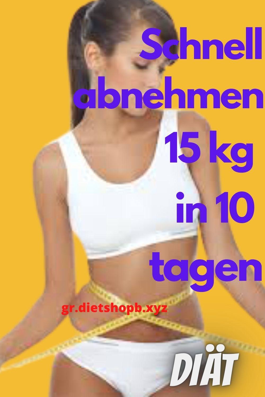 Diäten zum schnellen Abnehmen in 2 Tagen in