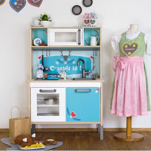 IKEA Kinderküche gebraucht kaufen und aufwerten! (mit