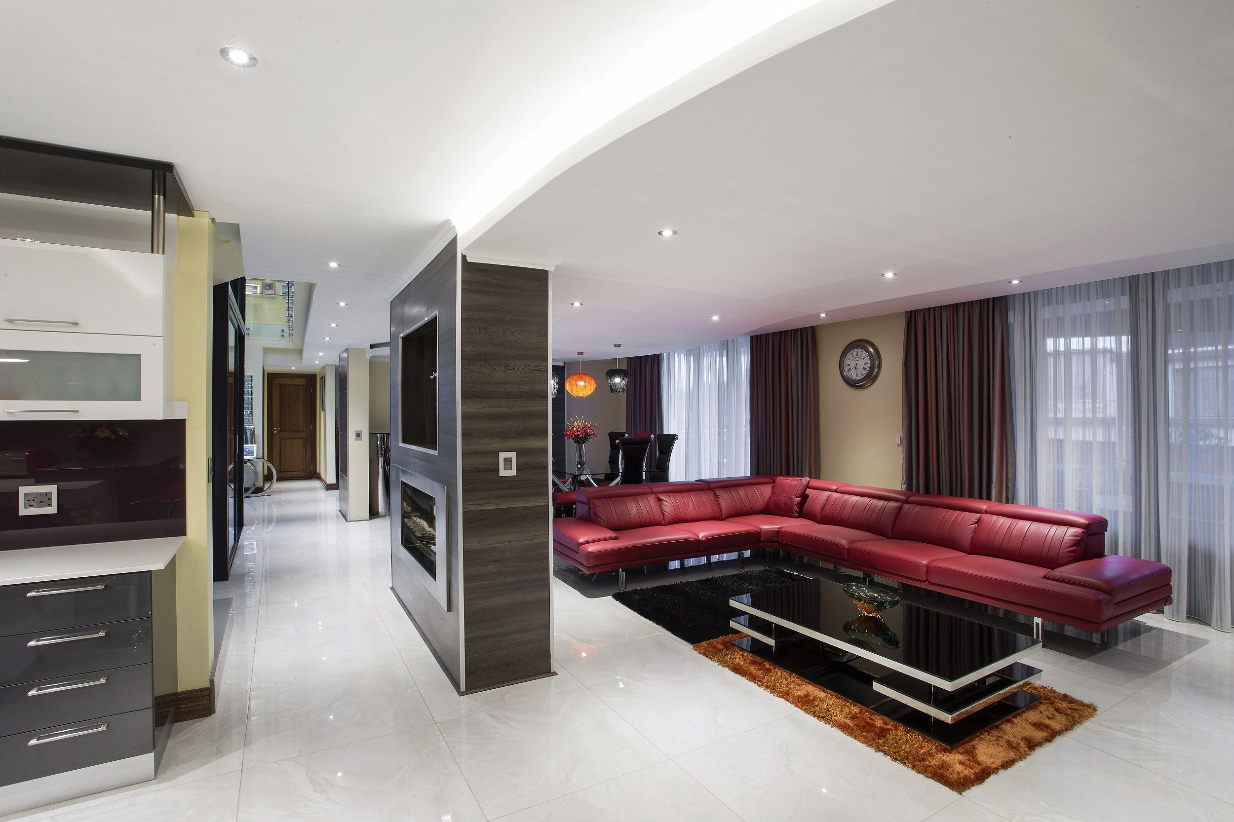 Living Area | House Harris | Residential Architecture | FM ...