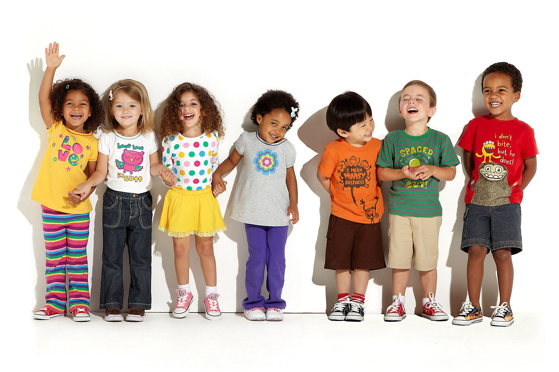 group of Kids, childrens, fashion apparel photographer los angeles ...