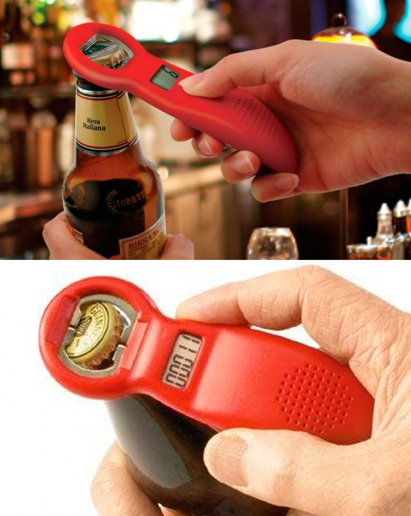 Beer accountant bottle opener count how many bottles youve opened funny gifts