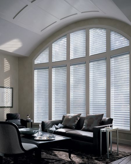 Hunter douglas silhouette shades hunter douglas silhouette shades pinterest cas artworks for Hunter douglas exterior sun shades