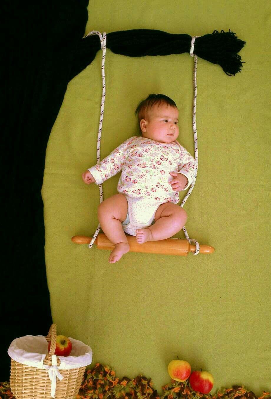Konsept Bebek Fotoğrafı Nasıl Çekilir
