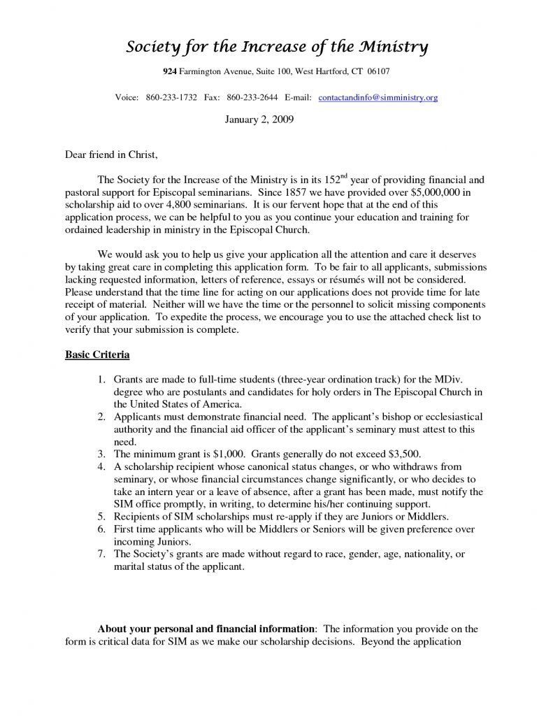 Cover Letter Template For High School Students Cover