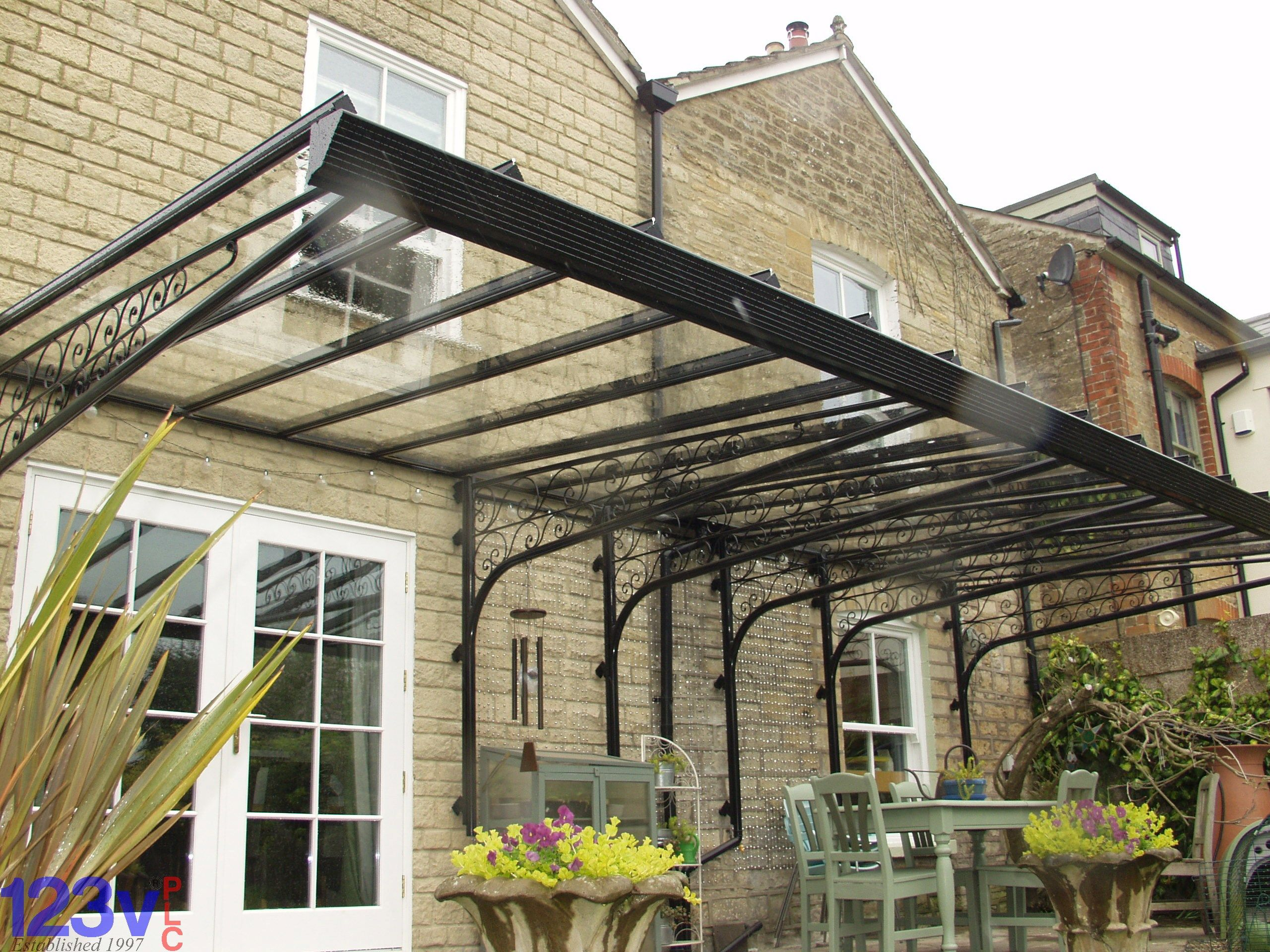 Soak Up The Sun Beneath A Luxury Glass Canopy This Summer!