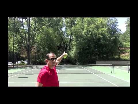 5 Tiips To Improve Your Tennis Serve - YouTube