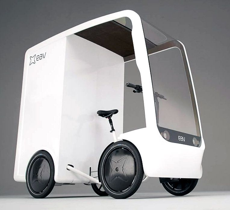 Eavan 2019 British Start Up Electric Assisted Vehicles Limited Have Revealed An Electric Cargo Bike With An Range Of 96km Cargo Bike Best Electric Bikes Bike