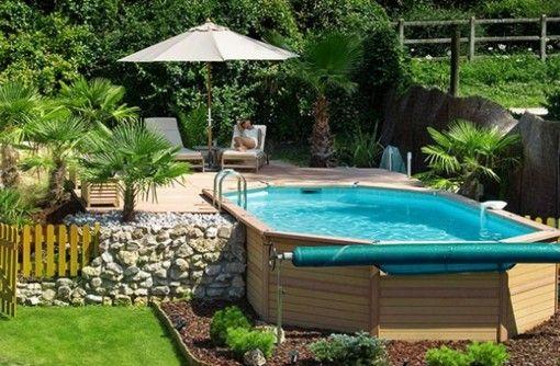 cmo decorar un jardn con piscina