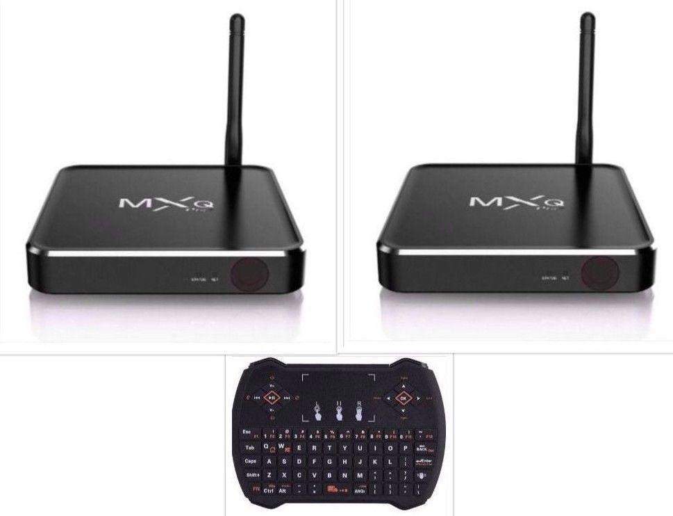 Octa Core 2 Smart Box i9 Remote Authorized OEM MXQ M12N Android Future TV Seller #Kodi