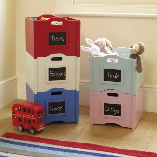 Toy Room Storage Ideas | Toy Crates | Childrenu0027s Rooms | PHOTO GALLERY |  Style At