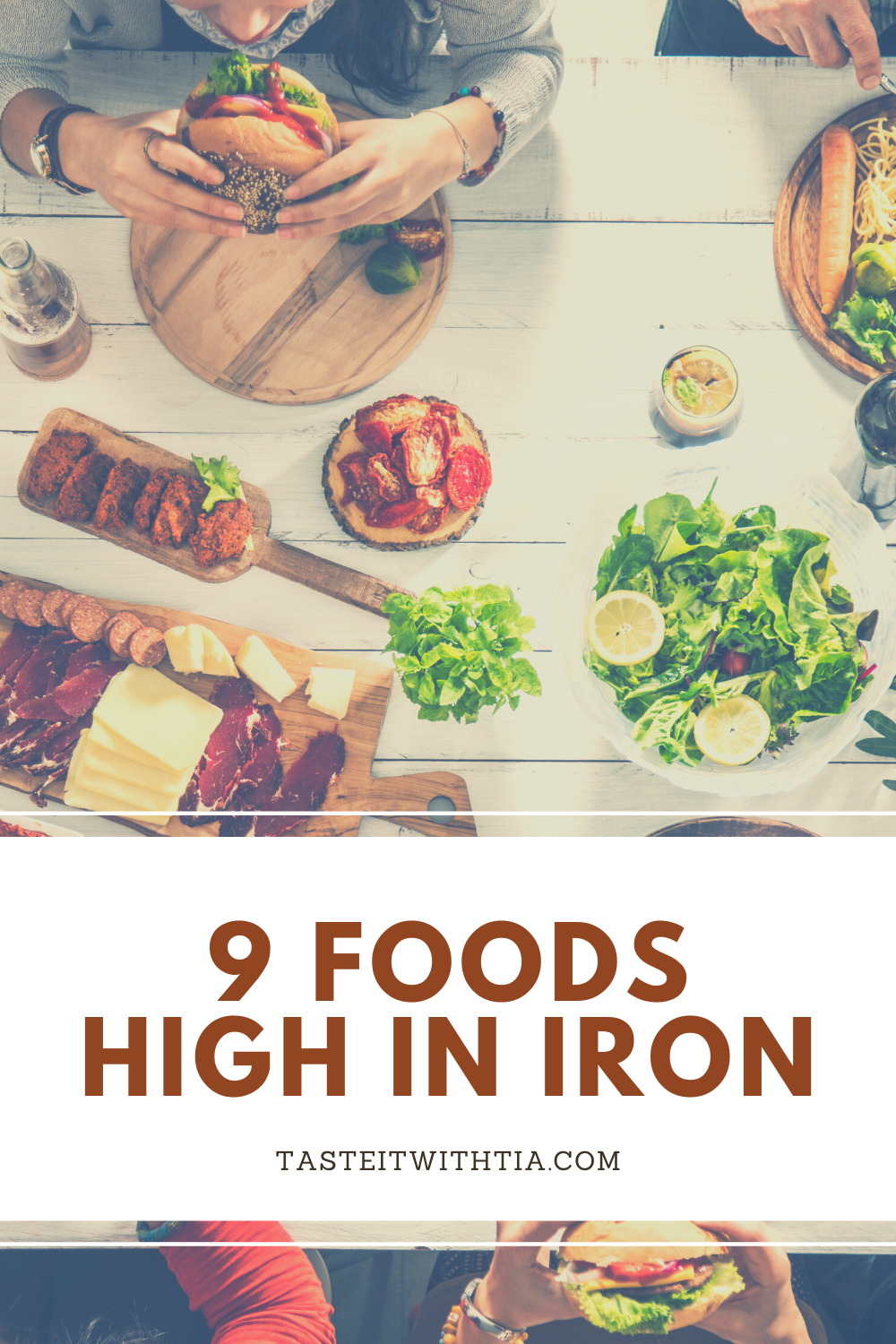 9 Foods High In Iron in 2020 Foods high in iron, Food