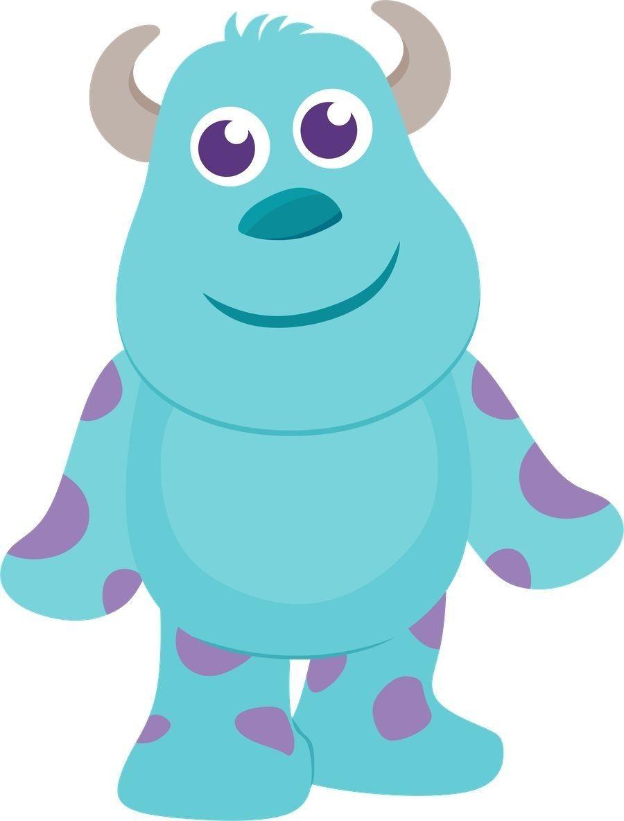 James P Sullivan Gallery Monsters Inc Characters Monsters Inc Boo Monsters Inc