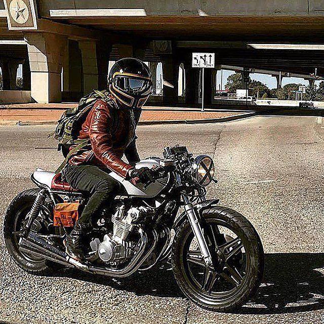 Pin by Luis Siqueira on Motorcycles  Cafe bike, Yamaha cafe racer, Kawasaki cafe racer