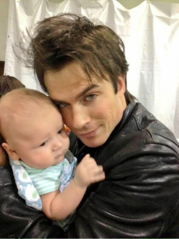 Who Is The Father Of Elena's Baby On Vampire Diaries : father, elena's, vampire, diaries, Douglas, Celebrities, Somerhalder,, Somerhalder, Vampire, Diaries,, Diaries, Damon
