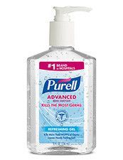 Purell Advanced Instant Hand Sanitizer Hand Sanitizer Hand
