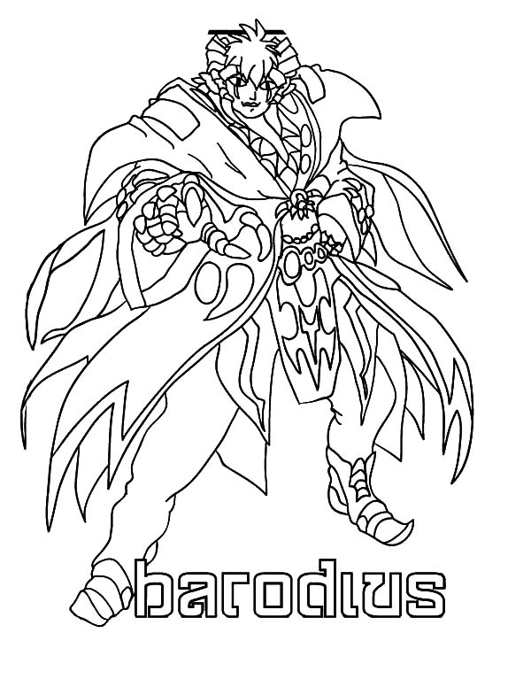 Bakug Bakugan Gundalian Barodius Coloring Pages Bulk Color Coloring Pages Coloring Pages For Kids Color