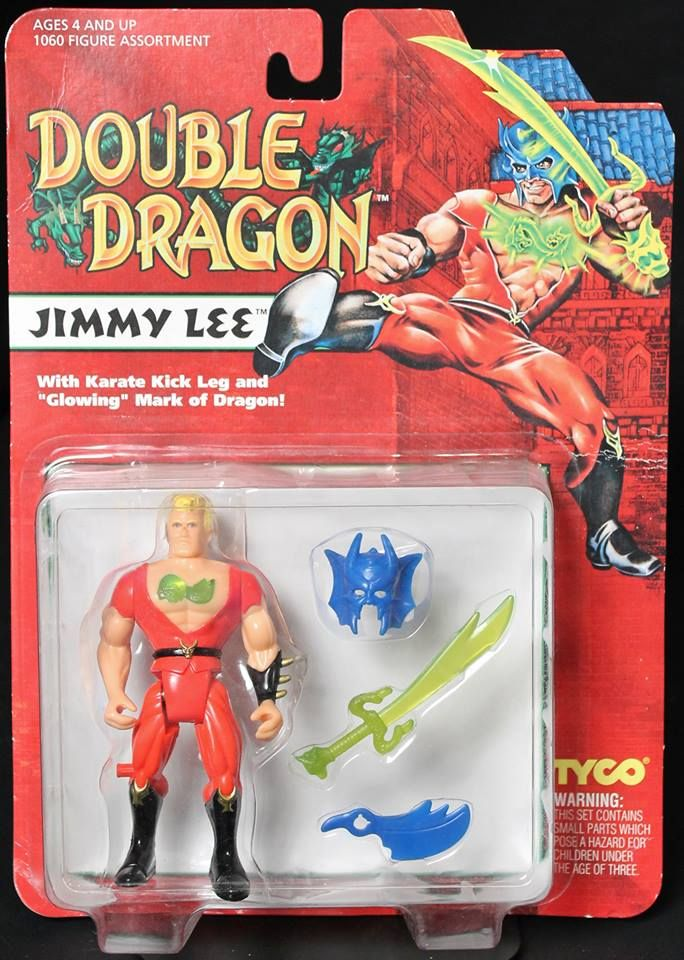 For Might For Right We Are Double Dragon Double Dragon Jimmy