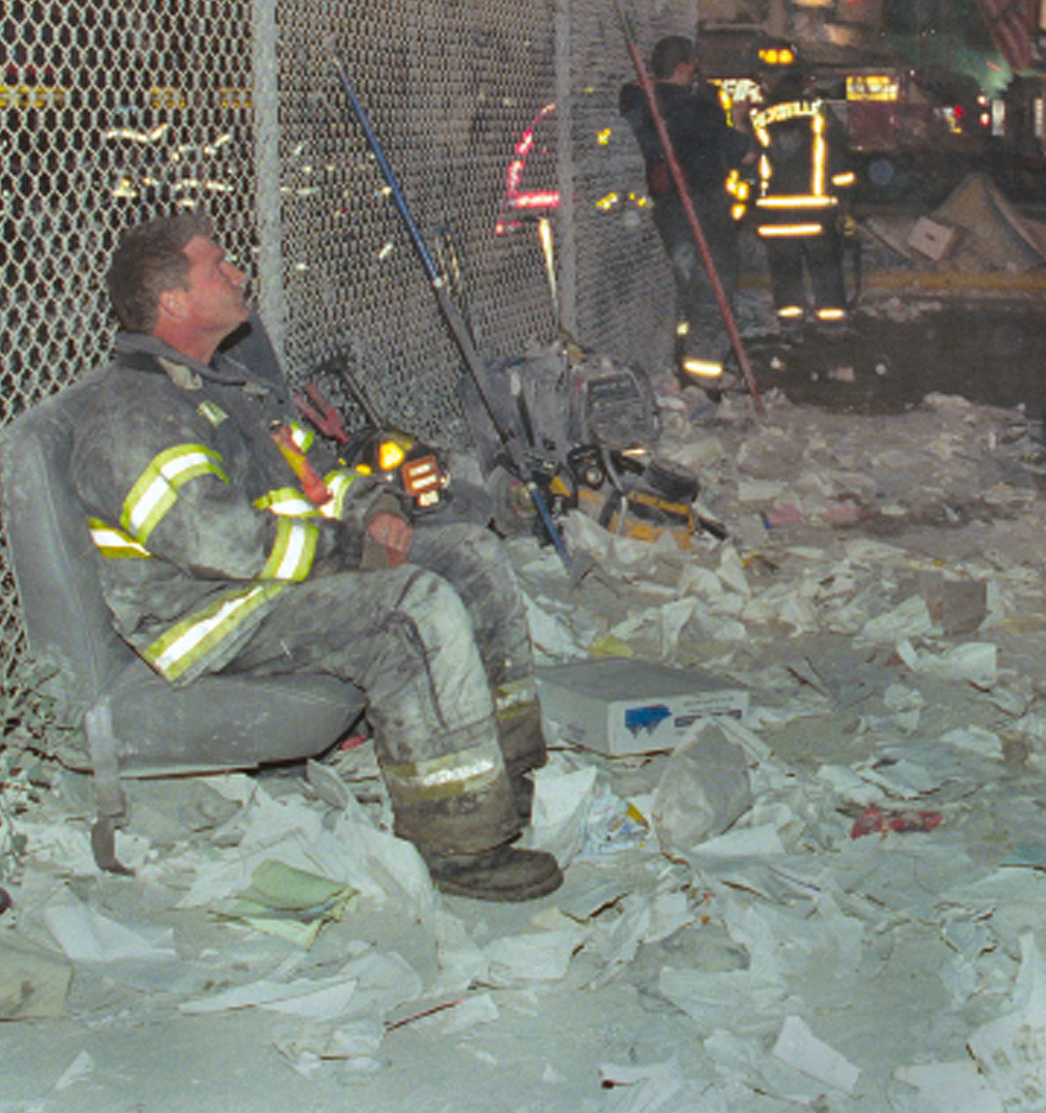 September 11, 2001: Ground Zero